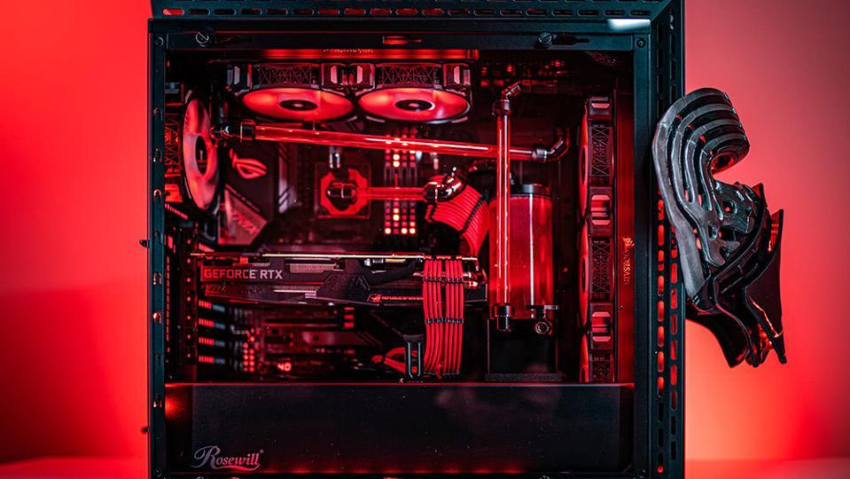 Kylo Ren Gaming PC Newegg May The 4th