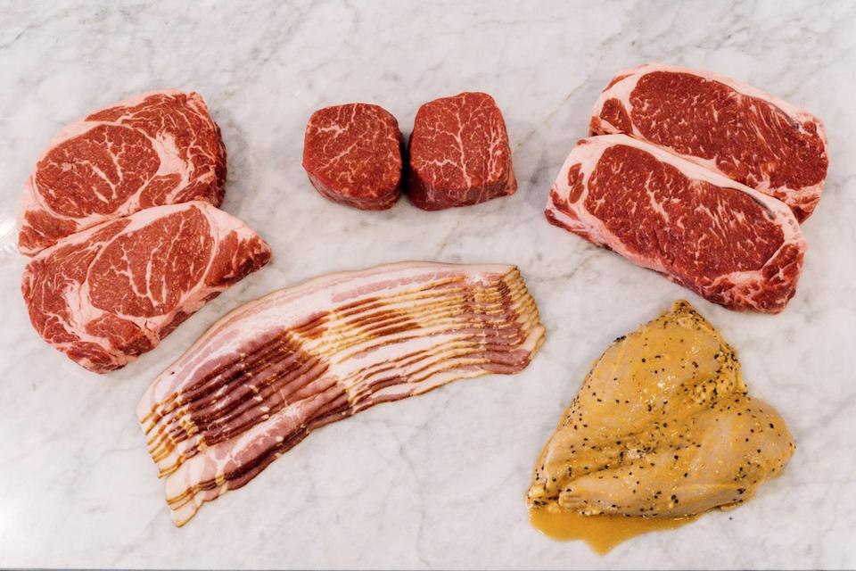 The Butchery Prime Meat Boxes