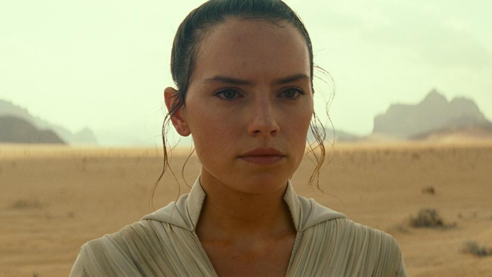Rey in 'Star Wars: The Rise of Skywalker'.