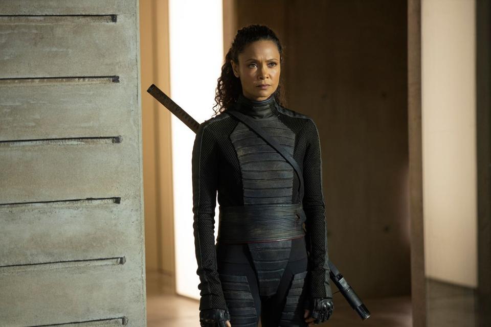 Maeve Westworld Season 3 Finale