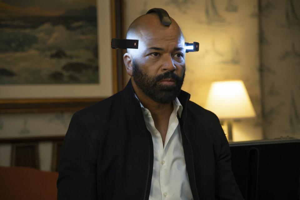 Bernard Westworld Season 3 Finale