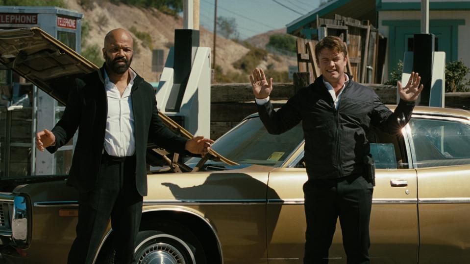 Bernard and Stubbs Westworld Season 3 Finale