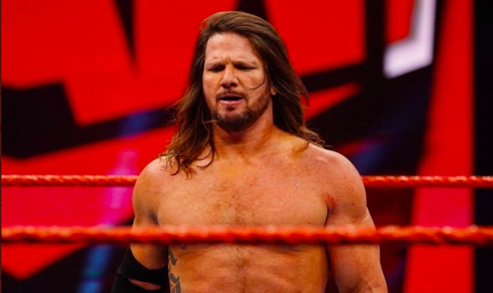 Breaking: AJ Styles Traded To WWE Smackdown From Monday Night Raw 2