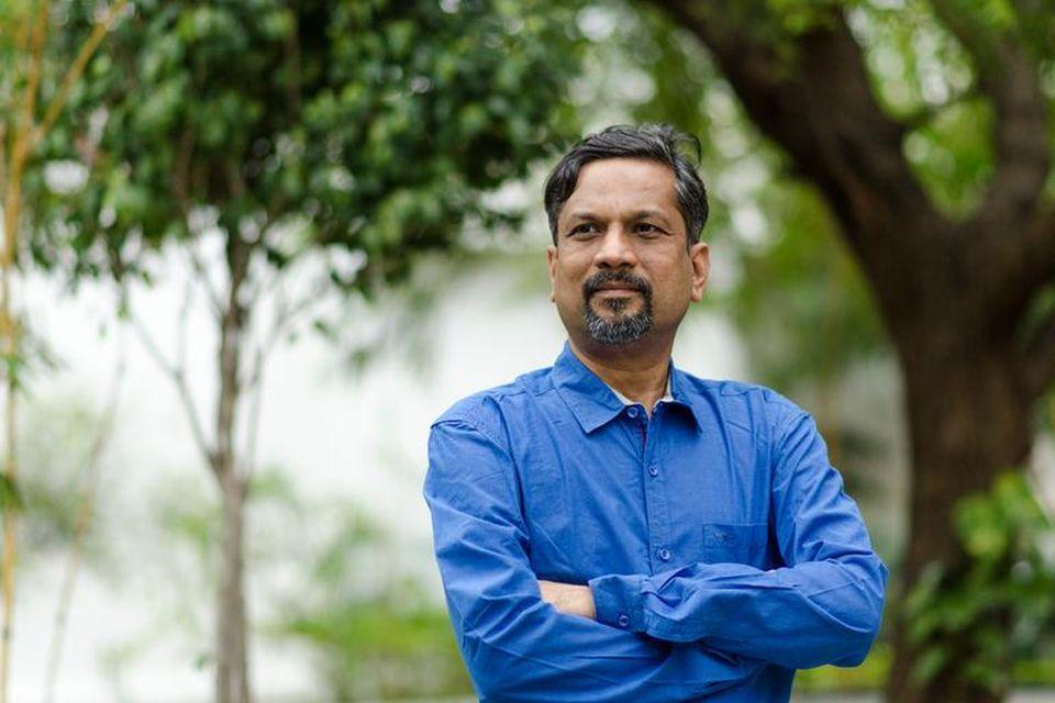 Sridhar Vembu, founder and CEO of Zoho.