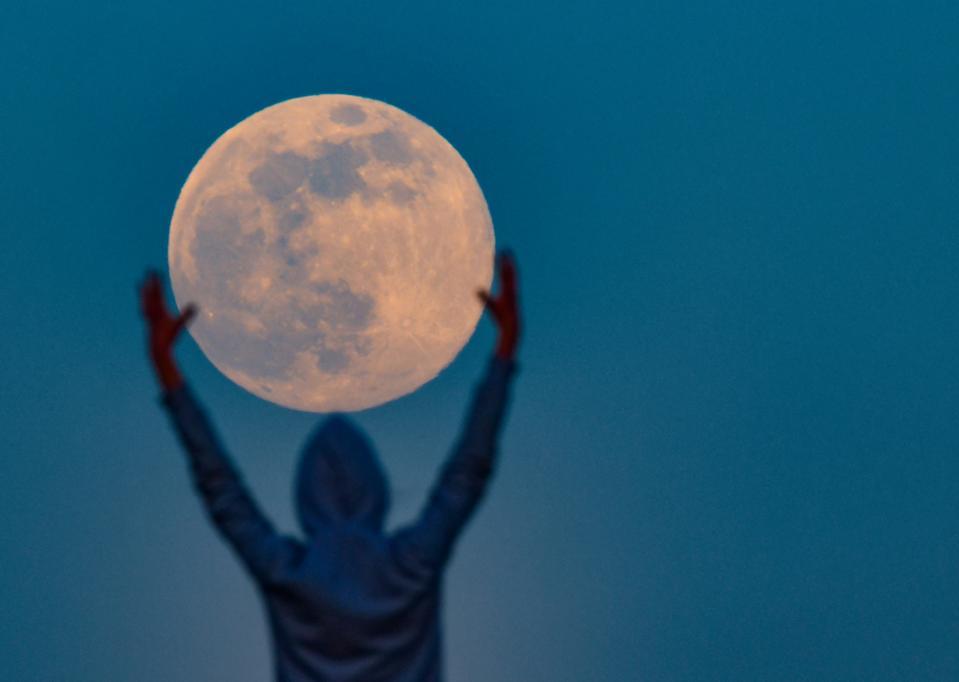 Super Full Moon - Brandenburg