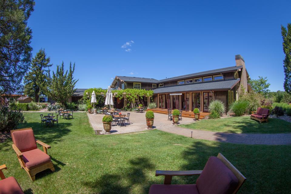 Estate House at DeLoach Vineyards, California