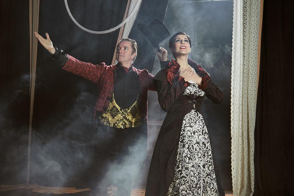An opera performance by The New York Opera Alliance.