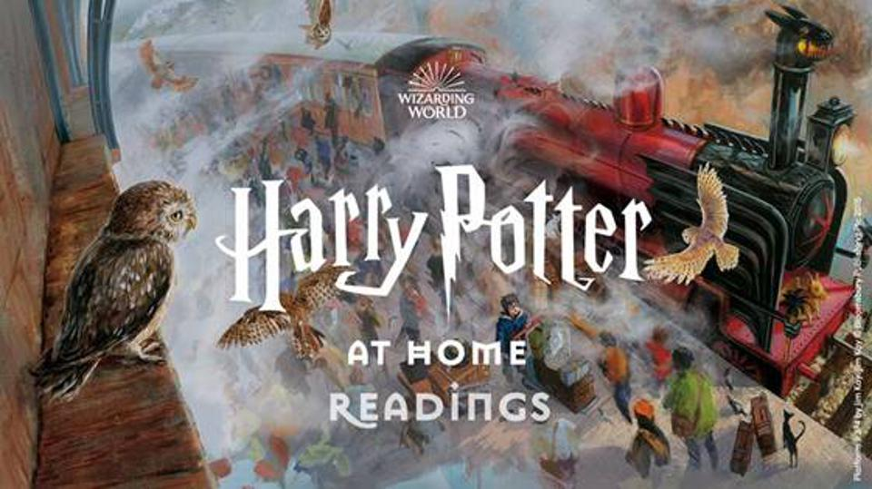 Harry Potter at Home Readings - Wizarding World
