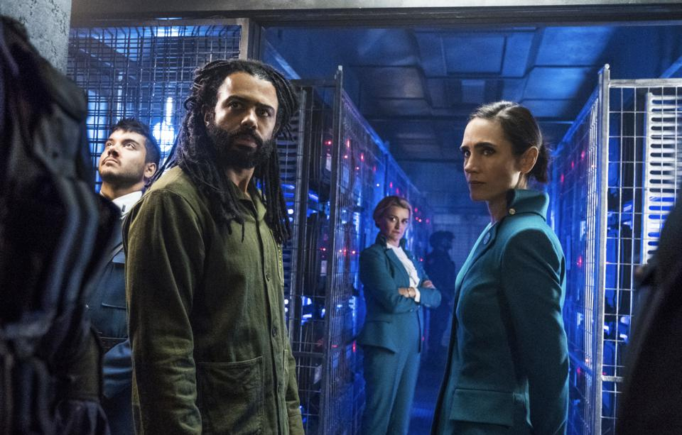 The TV adaptation of 'Snowpiercer' stars Daveed Diggs and Jennifer Connelly.