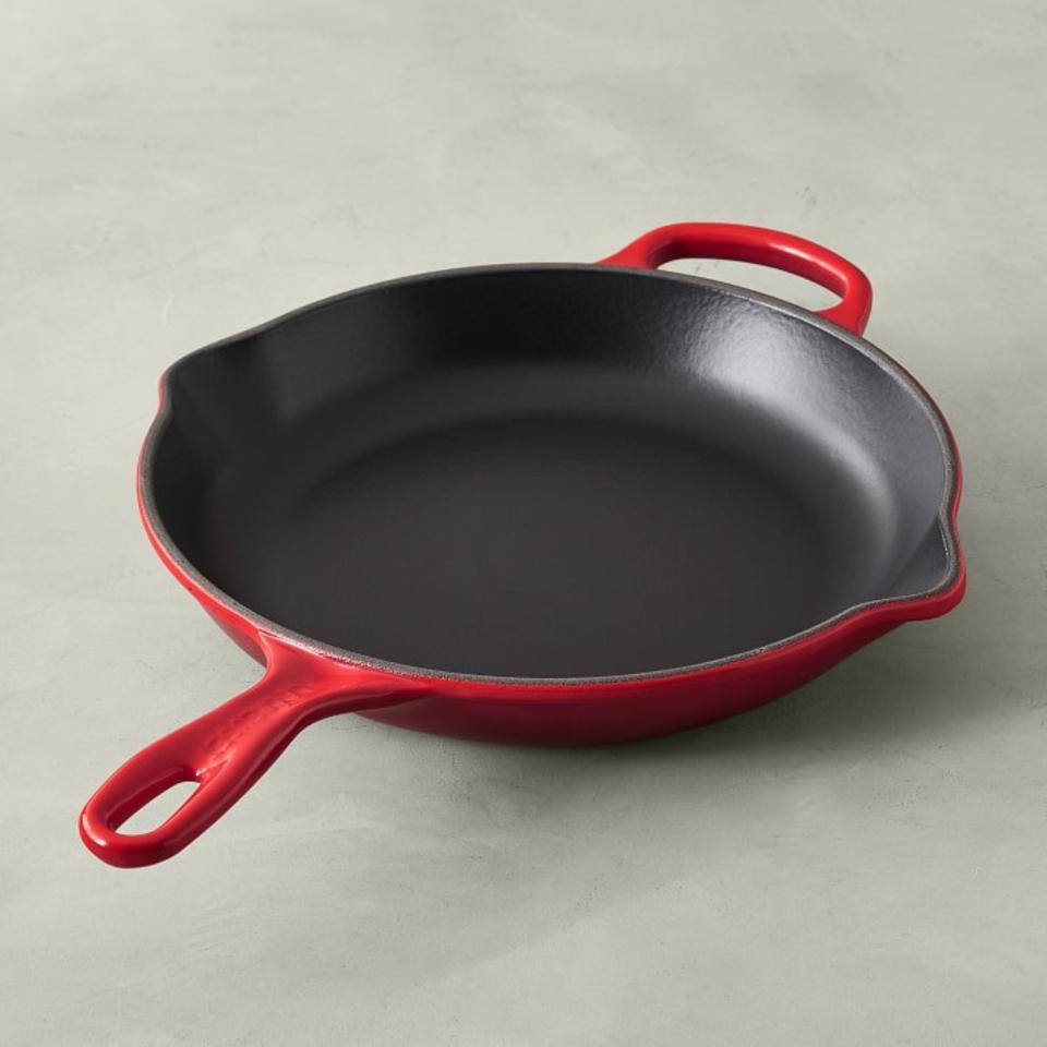 Le Creuset Cast Iron Signature Fry Pan