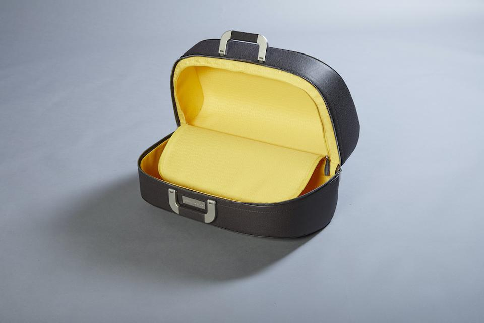 Ferrari Marc Newson Luggage Line