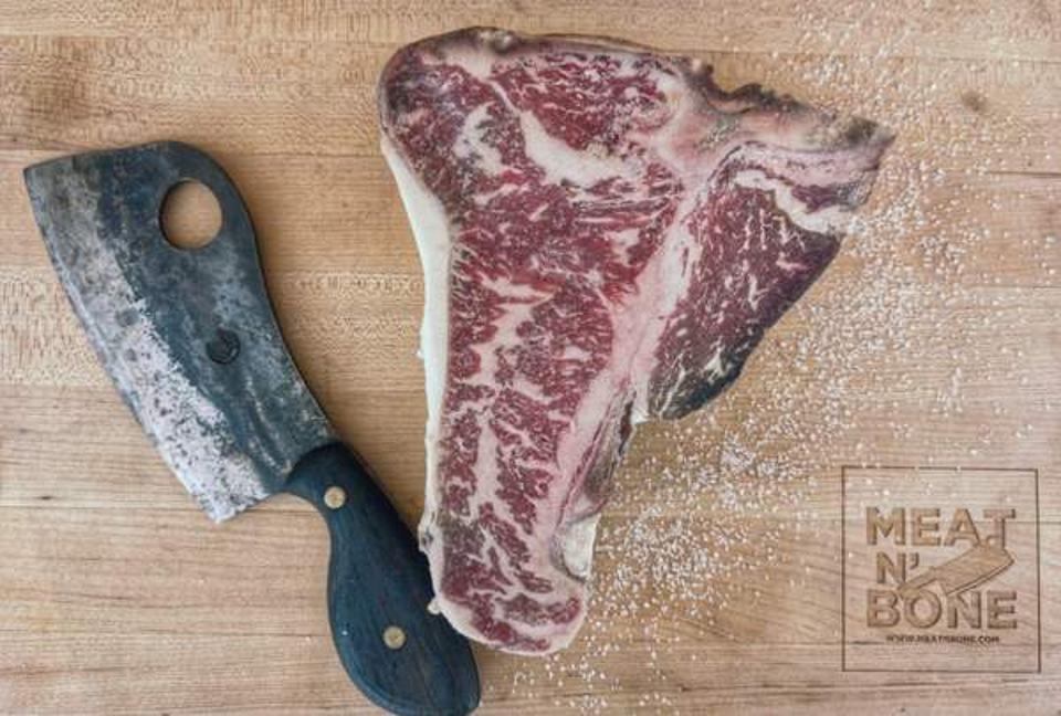 Meat N' Bone Florentine Steak