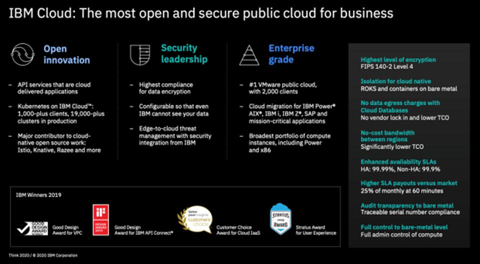 IBM Builds Out Its Financial Services-Ready Public Cloud Ecosystem With More ISVs