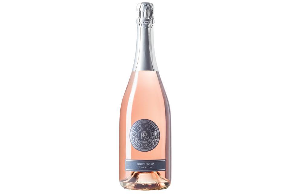 Priest Ranch Wines 2015 Brut Rosé