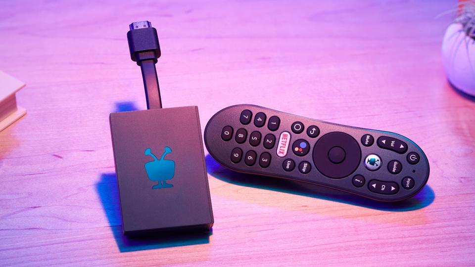 TiVo Stream 4K with Remote