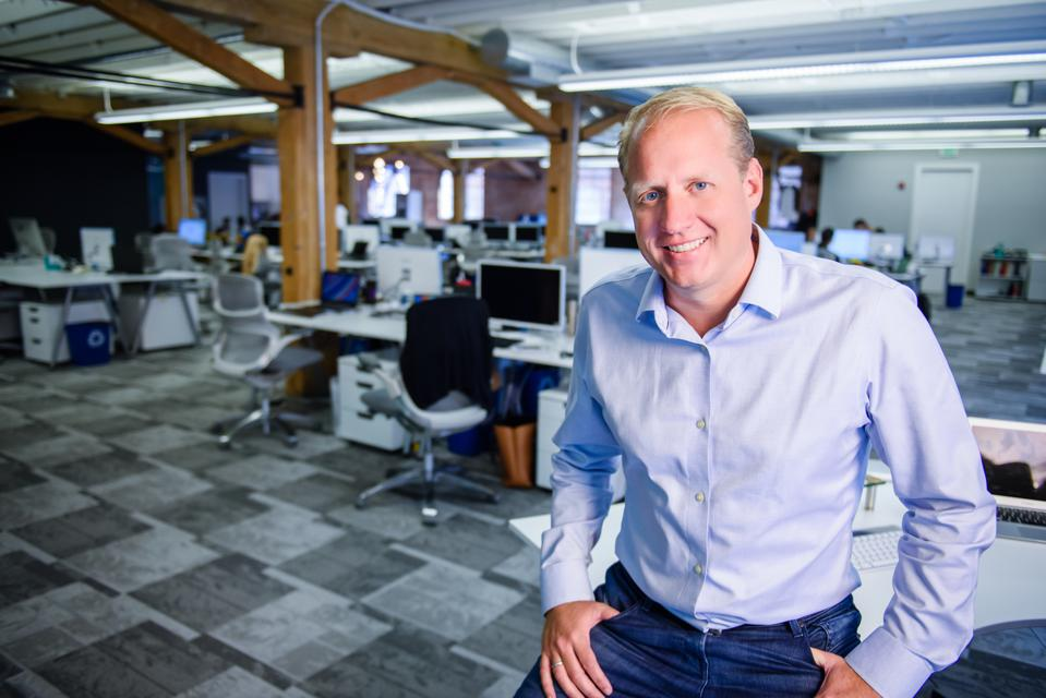 Mike Kennedy: CEO Of Interstellar And Founder Of Payments Network Zelle