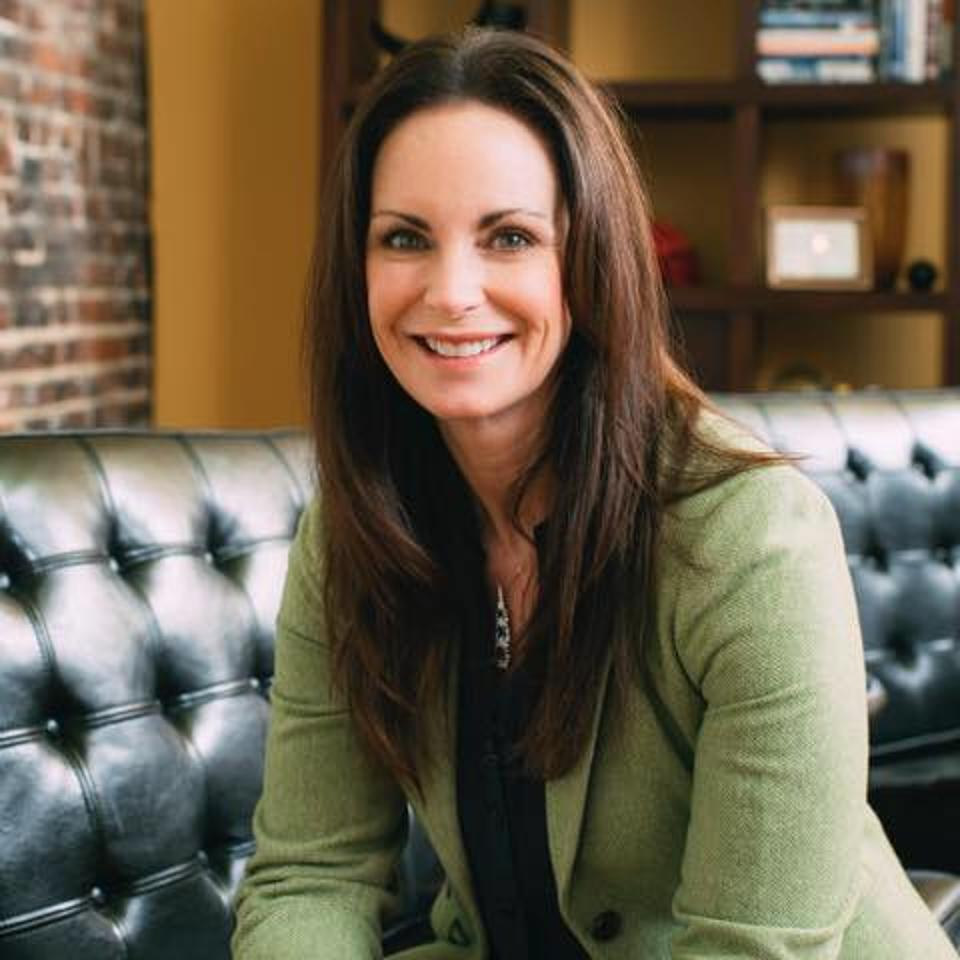 OBI Creative Founder and CEO, Mary Ann O'Brien