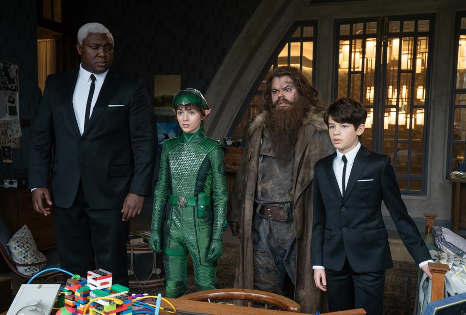 Artemis Fowl' Could Lead To More Bigger-Budget Disney+ Movies