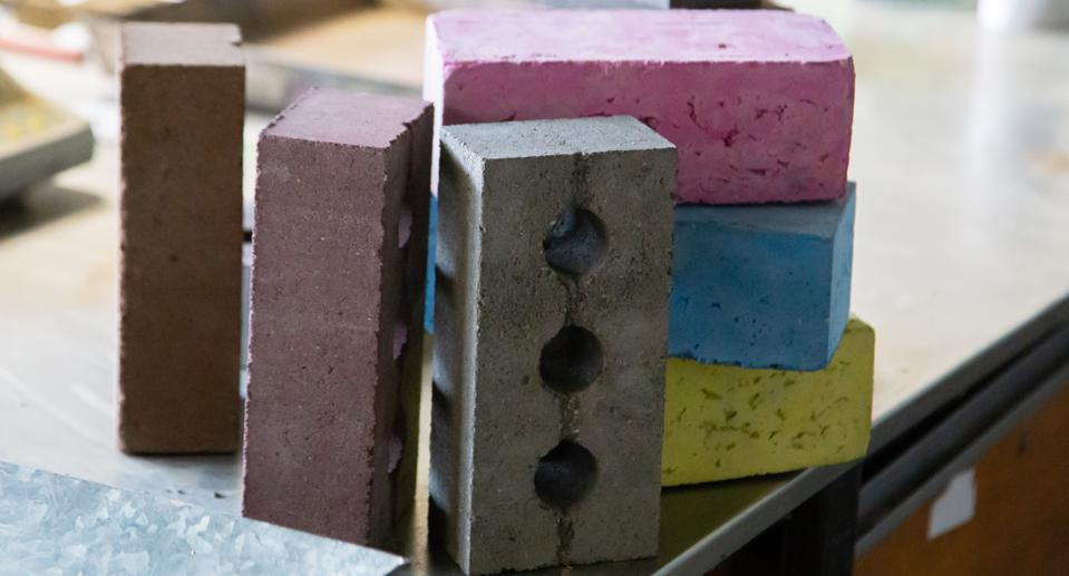 Scottish Startup Creates Breakthrough Brick Made From Construction Waste