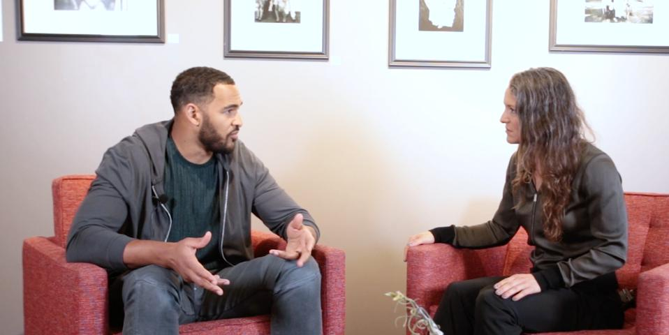 Derrick Morgan and Morgan Simon talk about impact investing and building your legacy.