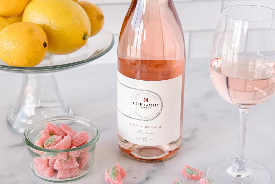 Clif Family Winery Rose of Granache