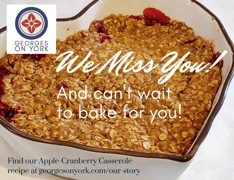 Apple-Cranberry Casserole