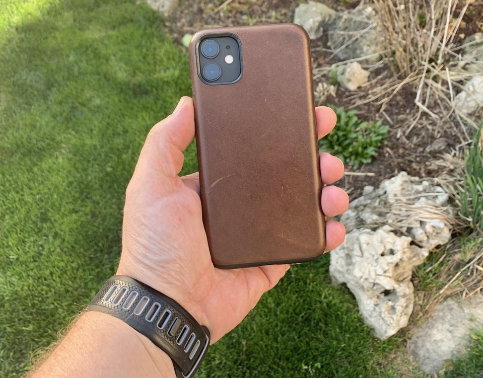 Nomad Rugged Case for iPhone 11 review