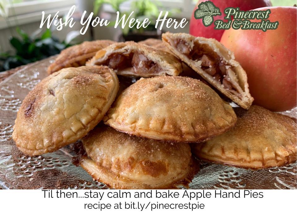 appel hand pies