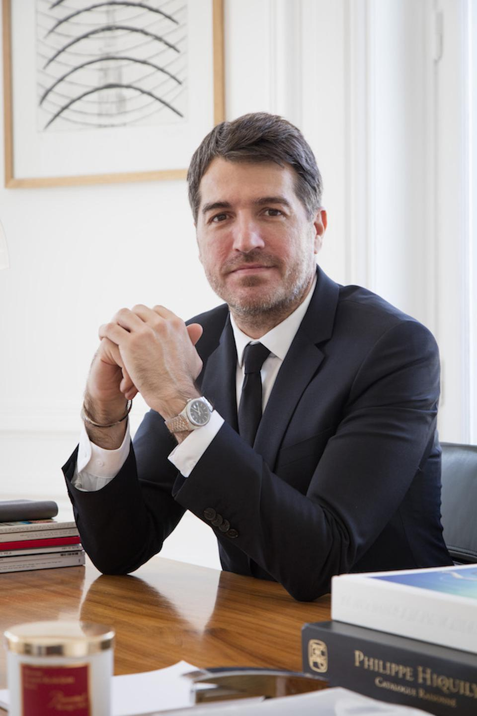 Maison Francis Kurkdijan CEO and Co Creator Marc Chaya