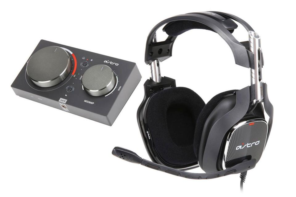 Astro Gaming A40 TR Headset + M80 Mix Amp Pro