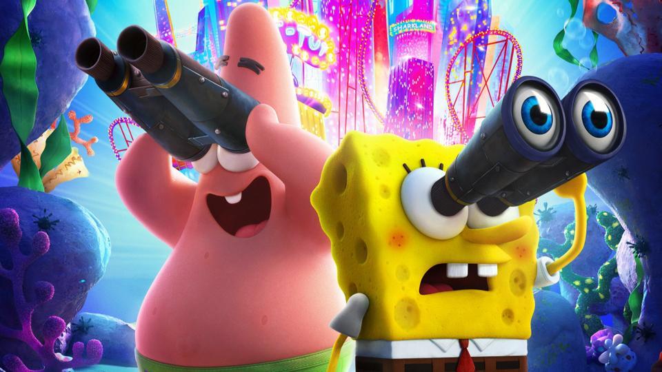 'SpongeBob Movie: Sponge On The Run'