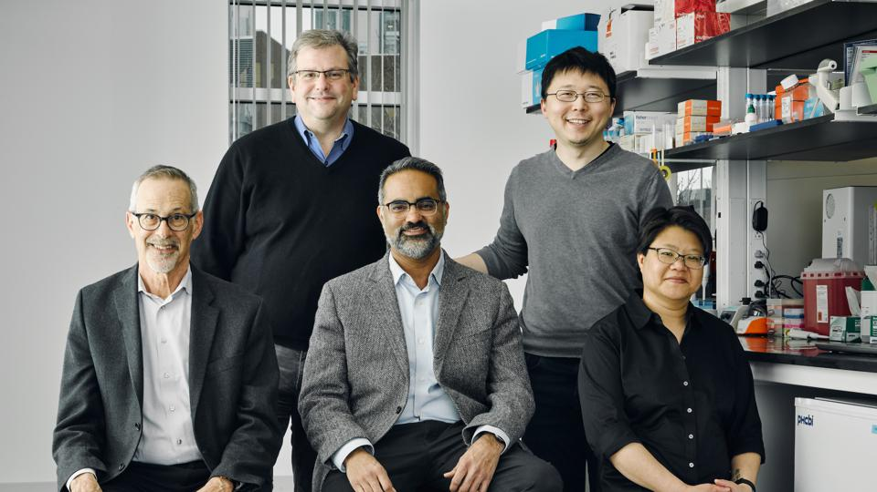 Sherlock Biosciences cofounders