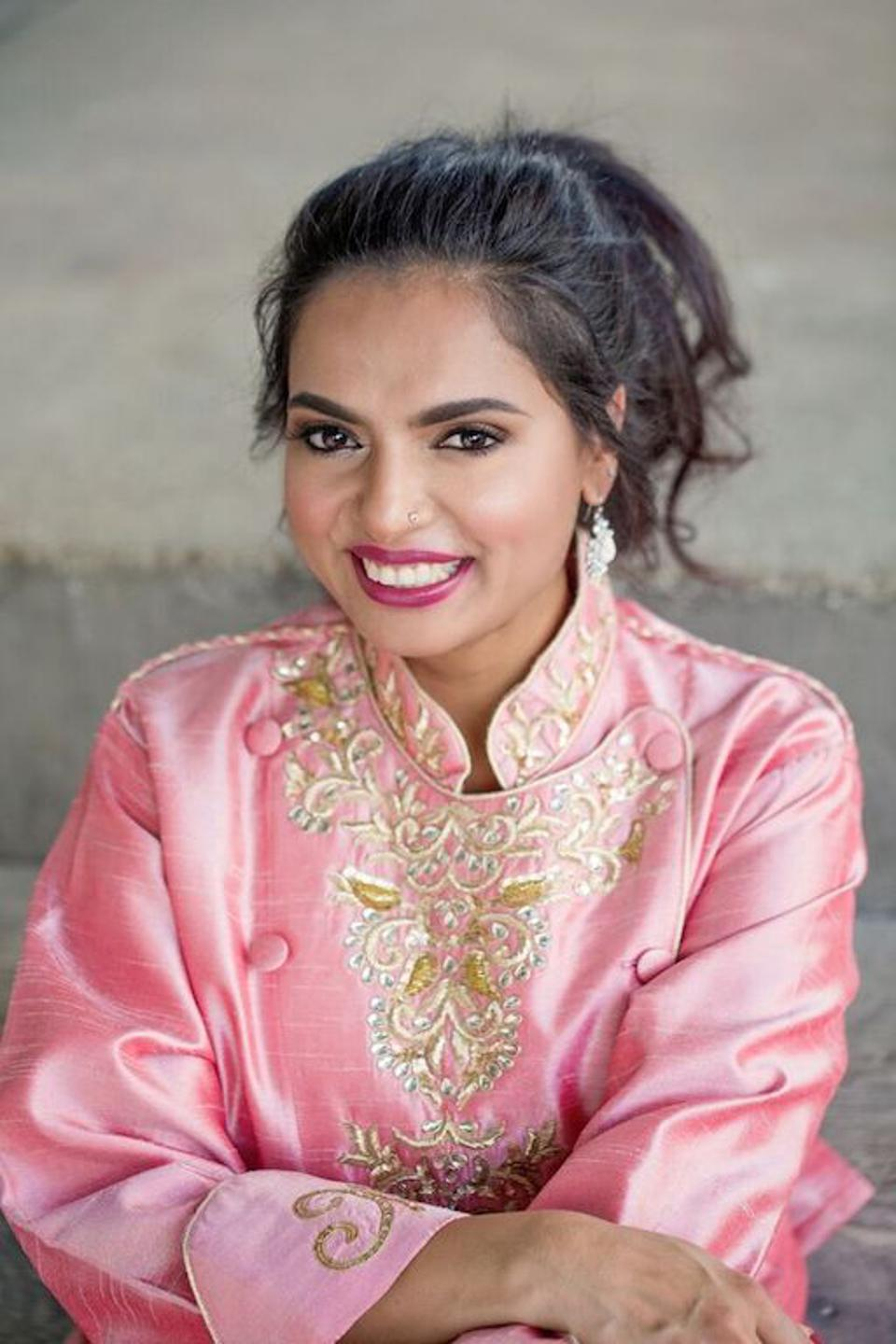 Maneet Chauhan, restaurant owner, and judge on Food Network's Chopped