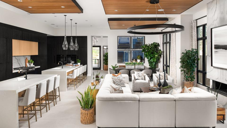Elite real estate communities like Desert Mountain