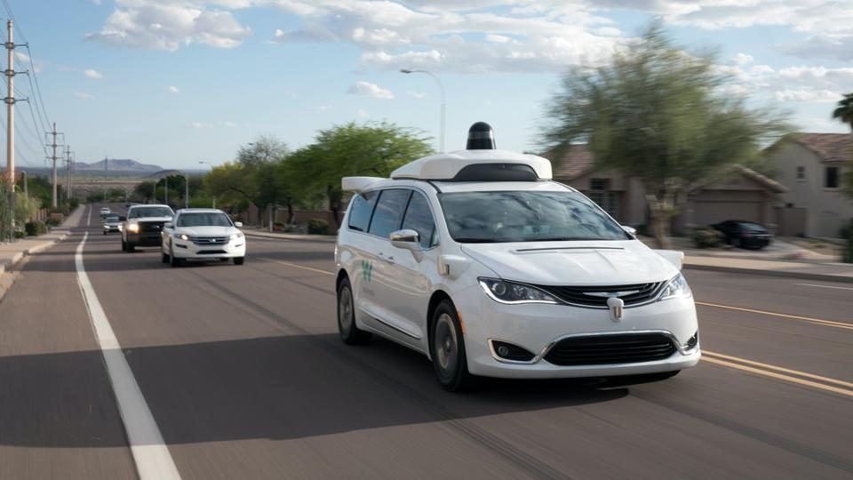 Waymo's self-driving vans will be rolling again starting May 11.
