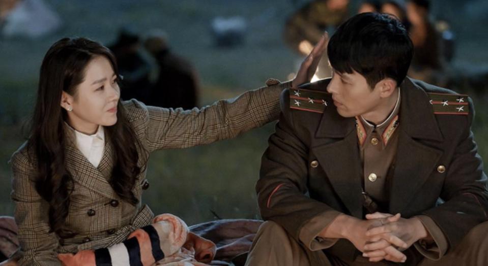 'Crash Landing On You' stars Son Ye-jin and Hyun Bin.