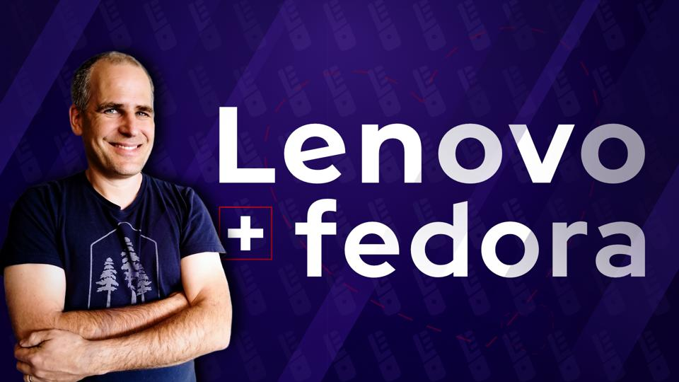 Lenovo Senior Linux Software Engineer Mark Pearson