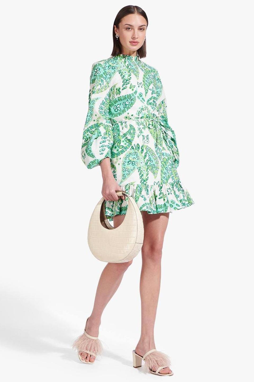 Long Sleeve Carolina Dress by STAUD