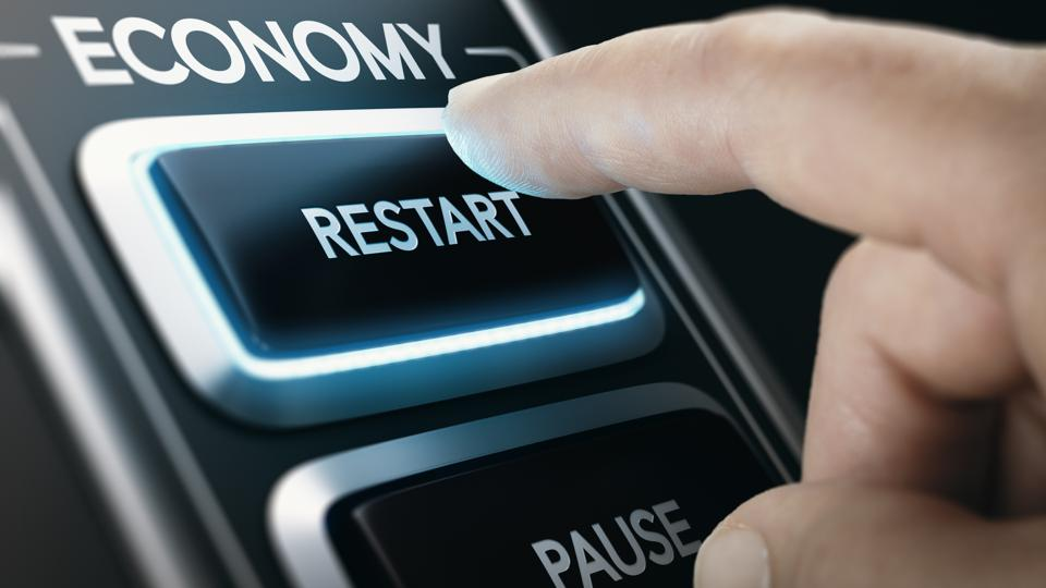 Disaster recovery. Restarting national economies after crisis.