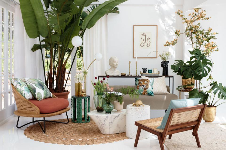 A snapshot of H&M's spring home collection.