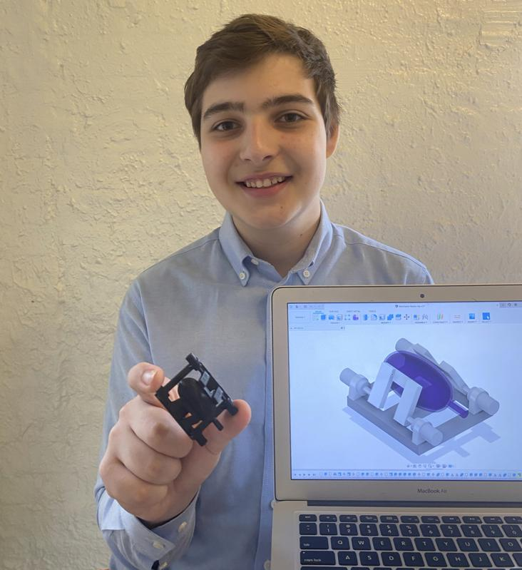 Lionel, 3D model