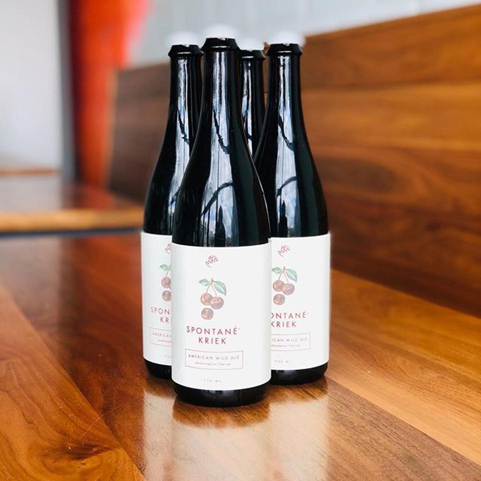 wild mind ales Minnesota beer bottles