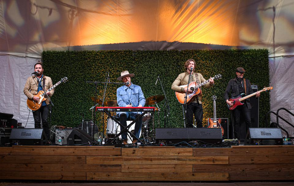 Management organizes more than one hundred special events each year, including an outdoor concert series and live acoustic music performances. Folk rock band, Jamestown Revival, performed at the annual festival Field + Fire this past February.
