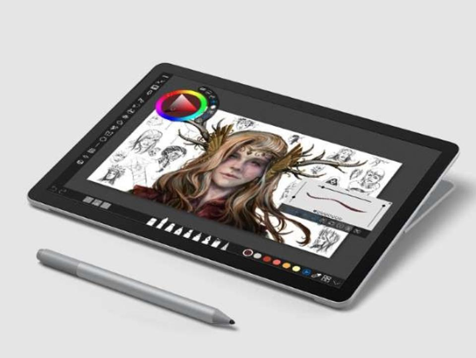 The Surface Go 2 has a starting price of $399.99