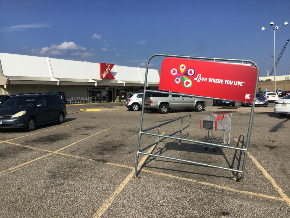 The Minneapolis Kmart site has received approval for redevelopment. It is one of the company's 34 remaining Kmart stores.