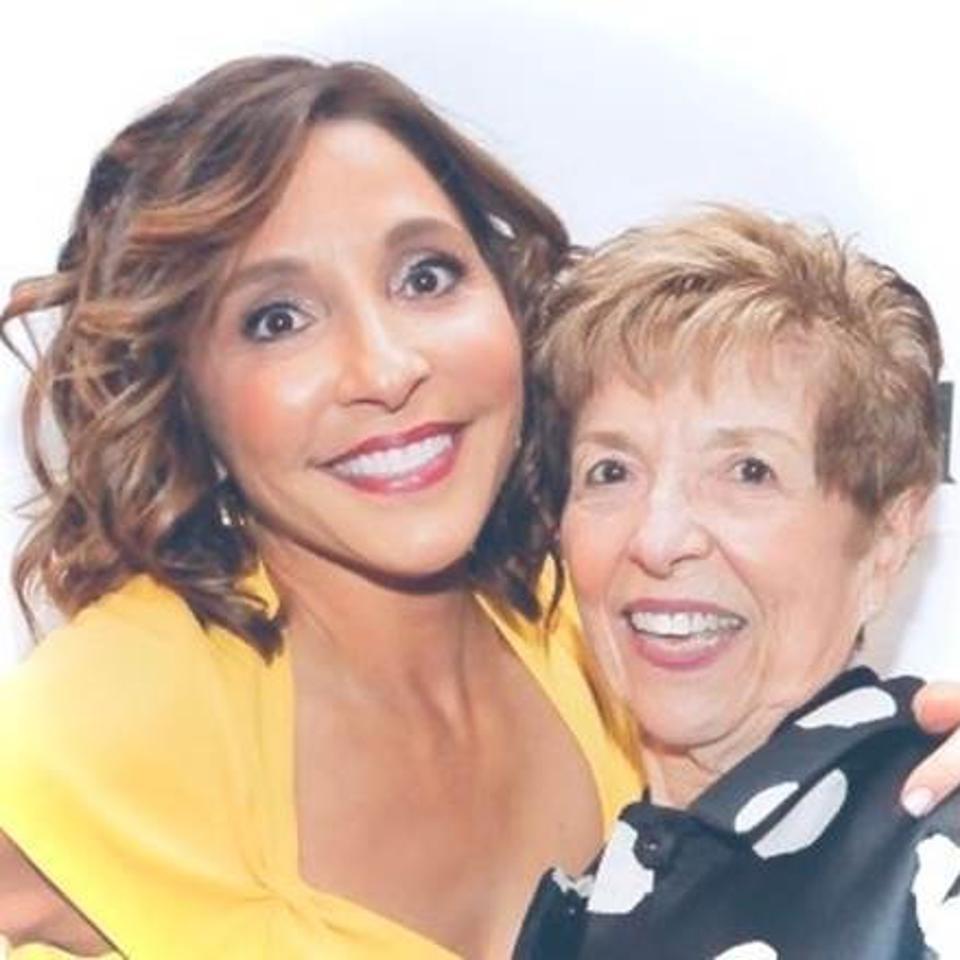 Linda Yaccarino et sa mère