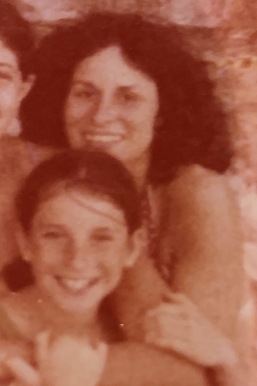 Erica Keswin et sa mère