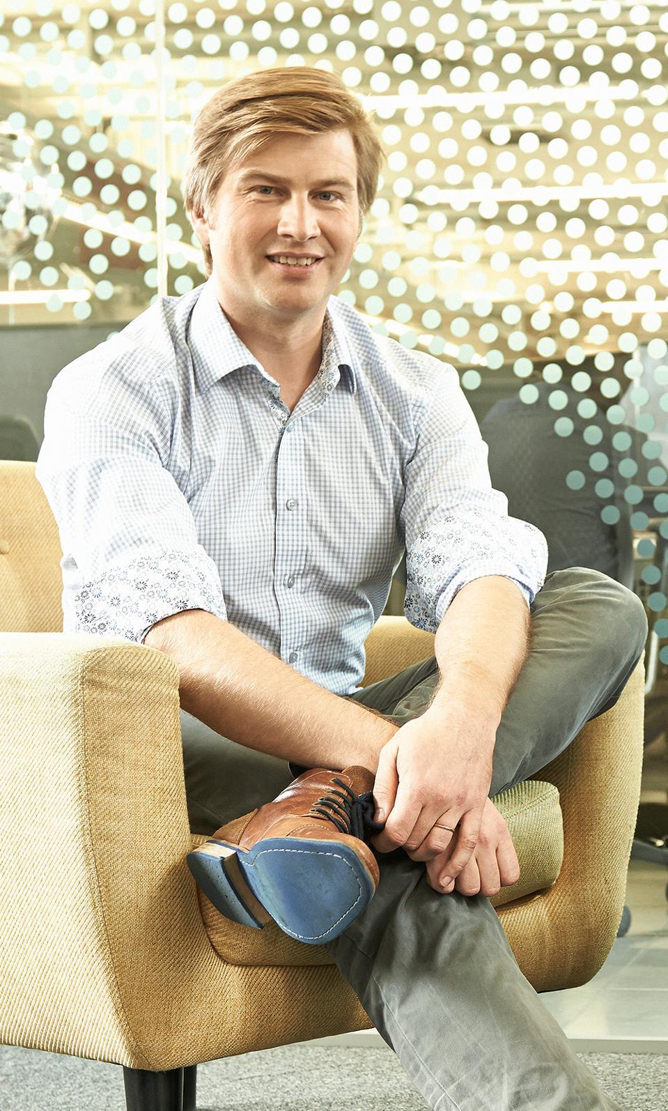 TransferWise CEO Kristo Käärmann