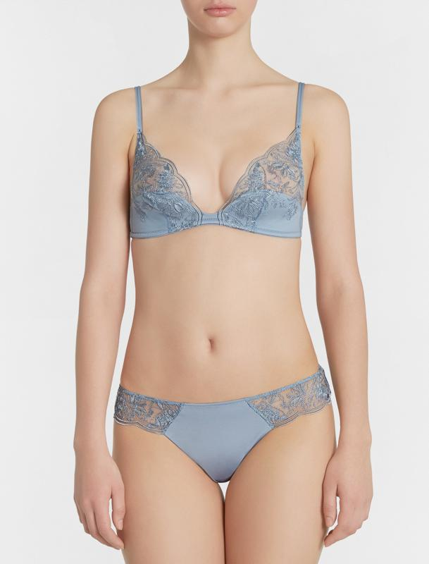 Beatrice Triangle Bra by La Perla