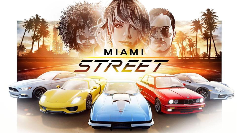 Miami Street Forza Street